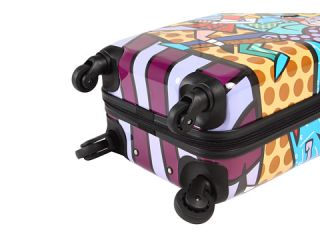 Heys Britto Collection   Spring Love 22 Spinner Case