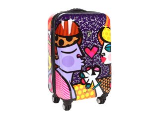 Heys Britto Collection   Couple 22 Spinner Case