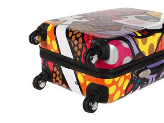 Heys Britto Collection   Couple 26 Spinner Case