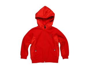 Puma Kids Ferrari Hooded Sweat Jacket (Little Kids) $58.99 $78.00