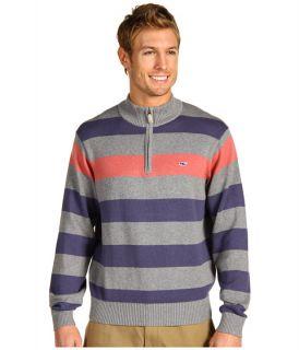 Vineyard Vines Tisbury 1/4 Zip Stripe Sweater $77.99 $125.00 SALE