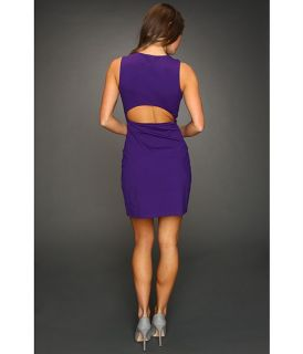 Susana Monaco Slit Open Back Dress    BOTH