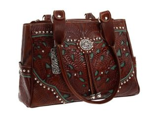 American West Lady Lace Multi Compartment Organizer Tote $248.00
