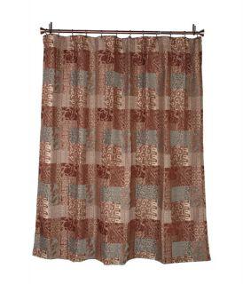 Croscill Galleria Chocolate Shower Curtain 4999