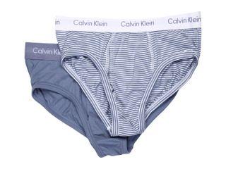 Calvin Klein Underwear   Cotton Stretch Hip Brief Two Pack U2671