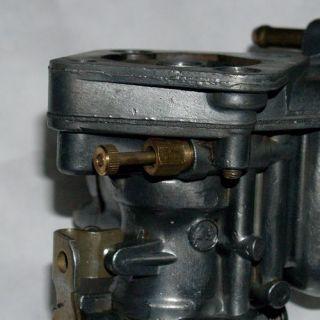 FIAT 500 Adjustable Idle Fuel Jet   Weber 24 26 28 IMB   NEW