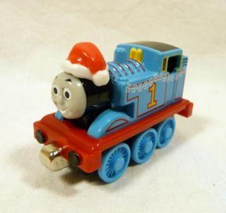 THOMAS Train & Friends Take Along n Play Diecast Metal THOMAS Winter