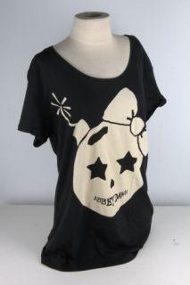 Abbey dawn Black Timebomb Oversize Tee Shirt 2059