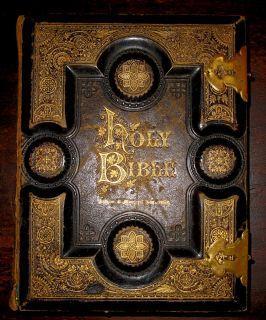 Bible Dore Antique New York Victorian Abernathy Trainer Ireland
