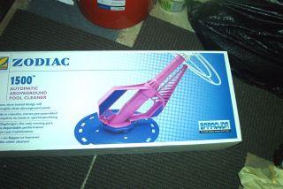 Zodiac Baracuda 1500 Automatic Above Ground Pool Cleaner