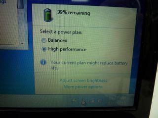 Acer Aspire 7540 1317 Laptop Notebook Windows 7 AMD Athlon 2 00GHz 4GB