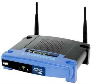 Cisco Linksys WAP54G Wireless G Access Point