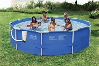 12 x 30 Pool Liner Only for Summer Escapes Above Ground Pools