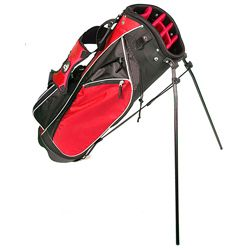 RJ Sports Lightning Stand Golf Bag Black Blue Red White Choose 1 Color
