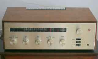 Vintage Acoustic Research AR FM Stereo Receiver