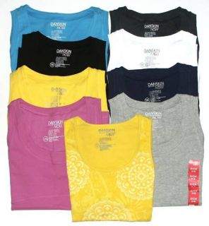 New Danskin Now Exercise Active Tank Top Colors Sizes