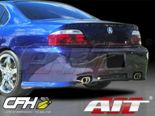 Rev Style Rear Bumper Kit Auto Body Acura TL 99 03 Hot Deal A
