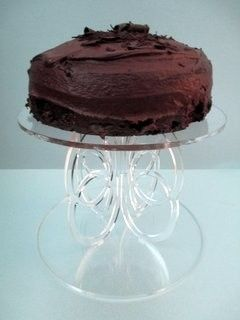 Crystal Clear Acrylic 8 Cake Stand Cake Separator Height 6 25
