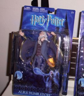 Harry Potter Hogwarts Albus Dumbledore Action Figure