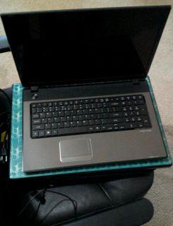 Acer Aspire laptop 7551 17.3 (320 GB, AMD Athlon II, 2.1 GHz, 3 GB