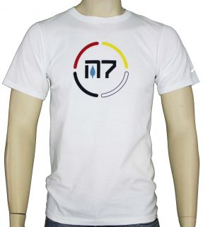 Nike Mens N7 Loose Fit Active T Shirt White 417941 100 S