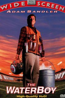 the waterboy adam sandler widescreen new dvd shipping info payment