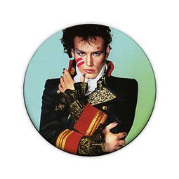 Adam Ant 1 Pin Button Badge 80s Eighties Retro Punk