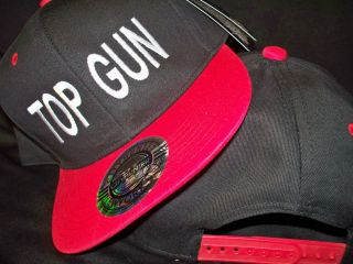 Top Gun Hat Flat Bill SNAPBACK Adam Devine Workaholics Season 2 Comedy