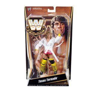 Texas Tornado WWE Mattel Legends Series 6 Action Figure