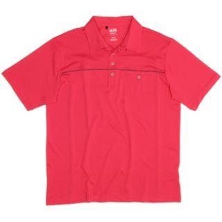 Adidas ClimaLite Pocket Mesh Neon Precinct Golf Shirt
