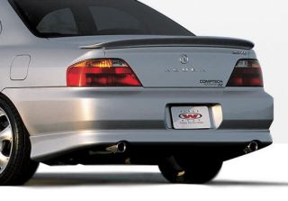 99 03 Acura TL w Typ Wings West Urethane Rear Body Kit