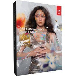 Adobe Creative Suite 6 CS6 Design and Web Premium Windows Full Retail
