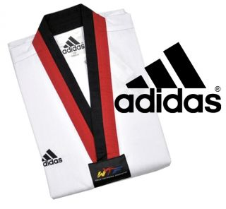 110 Adidas WTF Taekwondo Poom DOBOK Uniform SIZE0000