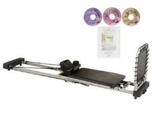 Deluxe Performer 298 with Cardio Rebounder and DVDs $400