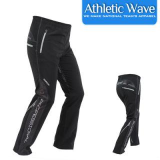 Aerocool Men Women Cycling Bike Cycle Tights Pants L