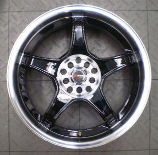 Drag DR8 Subaru WRX 18 Aftermarket Wheels Rims 4