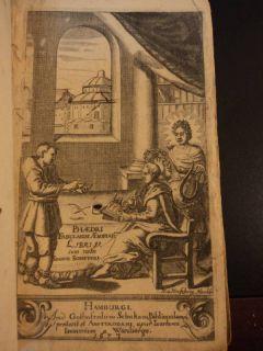 1673 Roman Phaedrus Greek Aesop Fables Fabulae Fabularum Aesopiarum