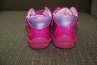 euc agatha ruiz de la prada infant girl pink heart star shoes boots