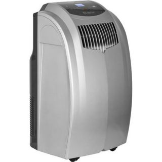 12K BTU Portable AC Unit, Compact Air Conditioner w/ Window Ion Filter