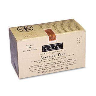 Tazo Asstorted Tea Chai Earl Grey 24 Pack
