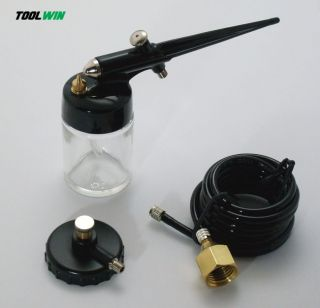Sprayer Painting Tool External Mix Hobby Air Brush System Kit