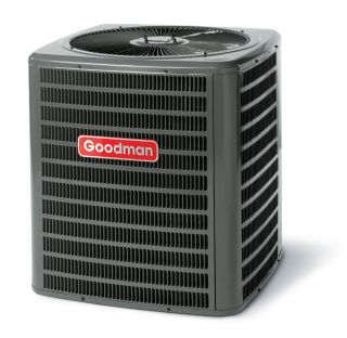 Goodman 4 Ton 13 SEER Heat Pump Air Conditioner Condenser