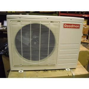Goodman MSG12CRN1W 12000 Mini Split Outdoor Air Conditioner 0706770338