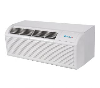 Klimaire PTAC Packaged Terminal Air Conditioner 5kW Backup Heater 220V