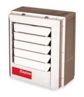 DAYTON Electric Hanging UNIT HEATER, 30 kW, 208 V