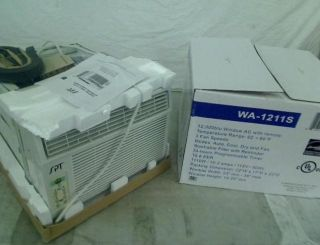 SPT 12000 BTU Window Air Conditioner Energy Star WA 1211S AS IS