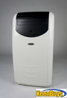 Soleus Portable Air Conditioner Heater Dehumidifier Fan 14 000 BTU LX