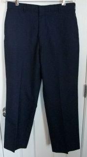 USAF Air Force Service Dress Uniform Mens Blue Enlisted Trousers