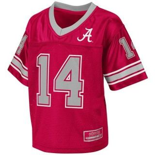 2012 Champions Alabama Crimson Tide Bama Football Jersey Toddler Kids