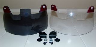 ALABAMA CRIMSON TIDE OAKLEY VISOR TABS EYE SHIELD NEW NIKE PRO COMBAT